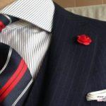 کت و شلوار راه راه مردانه | بهترین مدل ها برای جذابیت بیشتر! +تصاویر