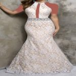 شیکترین لباس مجلسی سفید بلند در طرح های زیبا + تصاویر