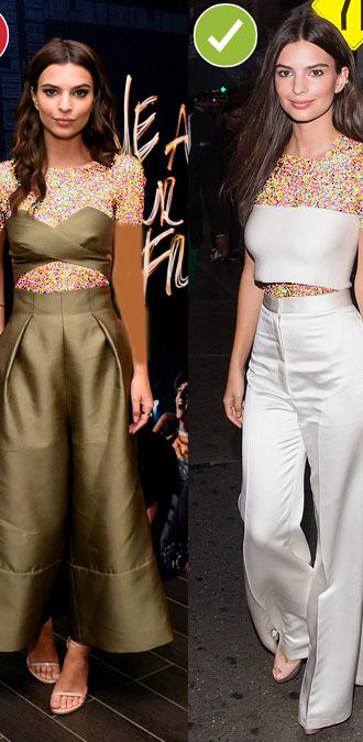 اصول لباس پوشیدن برای کوتاه قدها / بلندقد و زیباتر دیده شوید+تصاویر