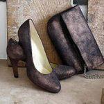 جدیدترین ست کیف و کفش مجلسی زنانه+ تصاویر