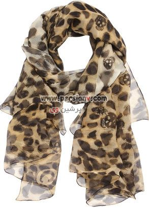 عکسهای دیدنی از جدیدترین طرح های شال و روسری ۲۰۱۰
