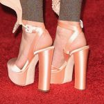 زیباترین و بهترین مدل کفش ستارگان هالیوودی۲۰۱۶+تصاویر