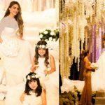 لباس عروس ستاره هایی که در سال ۲۰۱۵ عروس شدند +عکس