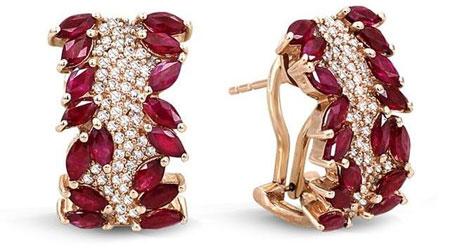مدل های جدید جواهرات به رنگ سال + تصاویر