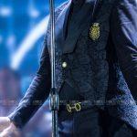 کفشو استایل متفاوت محمد علیزاده در کنسرت مرداد ماه او+تصاویر