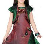 مدل پیراهن های مجلسی هندی برای دختربچه ها+عکس