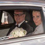 لباس عروس خیره کننده خواهر پاریس هیلتون +عکس