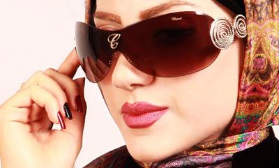 ویژگیهای عینک آفتابی مناسب صورت شما+تصاویر