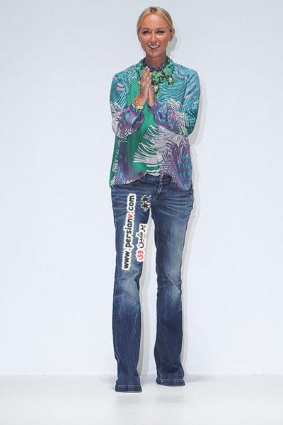 مدل لباس های بهاره مارک Gucci در سال ۲۰۱۳ +عکس