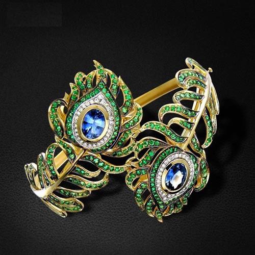 مدلهای زیبای دستبند طلا مخصوص خانمهای مشکل پسند!+عکس