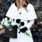 جدیدترین مدل پالتو پانچو ، بهترین انتخاب خانم های خوش پوش+تصاویر