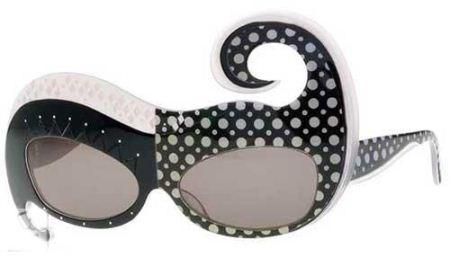 مدل های عجیب عینک های آفتابی + تصاویر