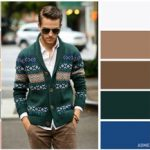 ترکیب رنگ لباس های مردانه ۲۰۱۷+تصاویر