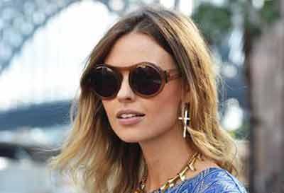 مدل های جدید از عینک آفتابی زنانه + تصاویر