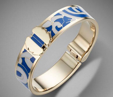 جدیدترین مدل های دستبند طلا و جواهرات سال + تصاویر