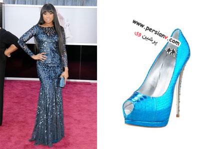 بهترین مدل کفش های اسکار ۲۰۱۳ +عکس