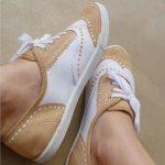 آموزش تصویری تزیین کفش کتونی ساده!