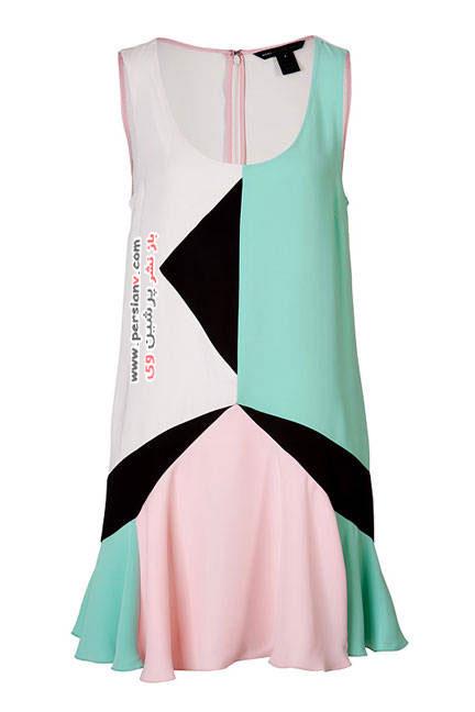 پیراهن های بهاره زیبا و راحت به پیشنهاد مجله Elle +عکس