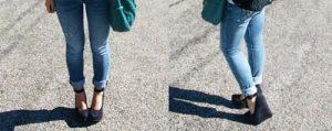 شلوار جین را با چه کفش هایی بپوشیم؟ خانم ها بخوانند+تصاویر