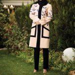 زیباترین مانتوها با اصالت و نقوش ایرانی+تصاویر
