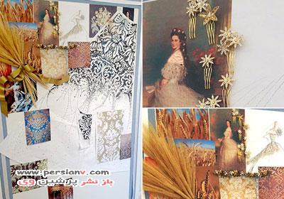 انتشار عکس های لباس عروس جسیکا سیمپسون +عکس
