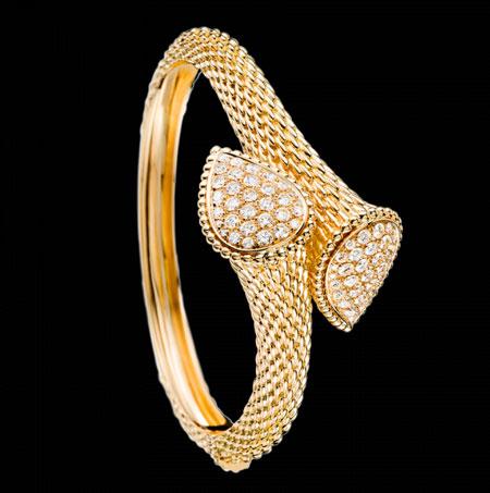 جدیدترین مدل دستبندهای طلا