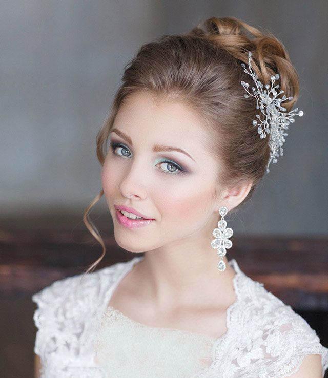 مدل های آرایش عروس  2017همراه با زیباترین و ساده ترین  مدل ها + تصاویر