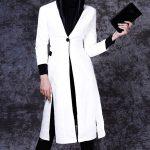 مدل مانتو و پالتوهای زمستانه ۲۰۱۷ برای خانم های خوش پوش+تصاویر