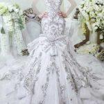 جدیدترین مدل لباس عروس دانتل خارجی۲۰۱۶ +تصاویر