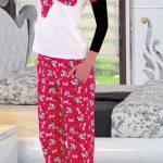 جدیدترین طراحیهای لباسهای خانگی زنانه بسیار شیک۲۰۱۶+تصاویر