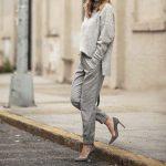 زیباترین ترکیب لباس شیک خاکستری رنگ برای شیک پوشی در پاییز و زمستان ۲۰۱۷+تصاویر