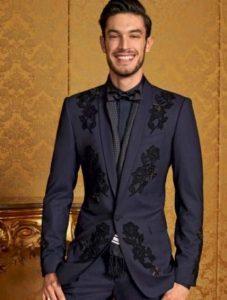 کت و شلوار مردانه ۲۰۱۷ با رنگ و مدل دولچه گابانا+تصاویر