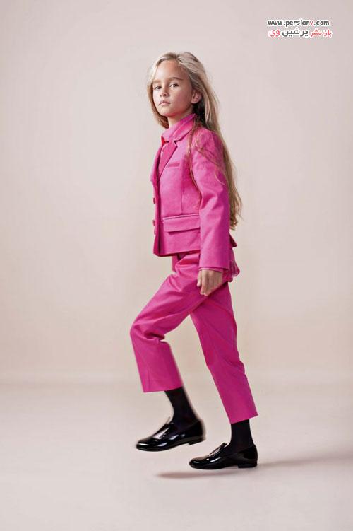مدل لباس های بچه گانه برند شان و تاد در زمستان ۲۰۱۷ +عکس