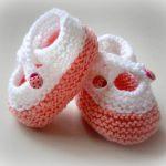 جدیدترین مدل پاپوش های بافتنی نوزاد +عکس