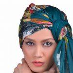 روسری مناسب صورت خود را انتخاب کنید تا استایلی بی نظیر داشته باشید+تصاویر