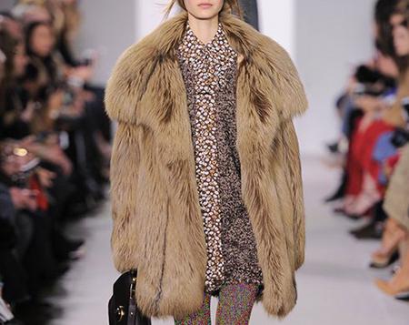 مدل کت وپالتوهای زنانه ; شیک ترین و جدیدترین ها از برند مایکل کورس+تصاویر