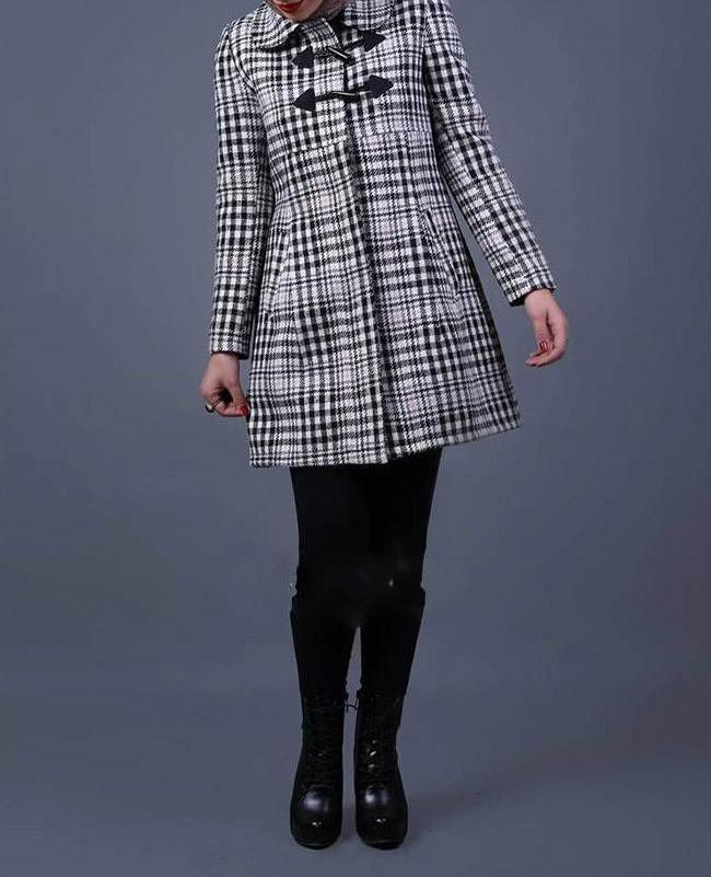 مدل مانتو زمستانی2017 برند Chomas / خانم های شیک پوش حتما ببینند+تصاویر