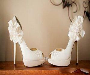 انتخاب کفش عروسی   نکاتی ک برای انتخاب کفش عروسی باید بدانید+ تصاویر