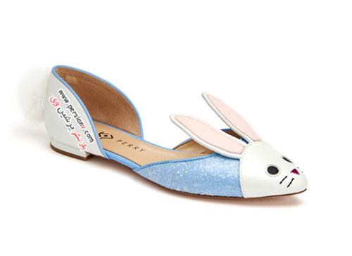 مدل کفش های زیبا و جدید با طراحی ستاره مشهور کتی پری +عکس