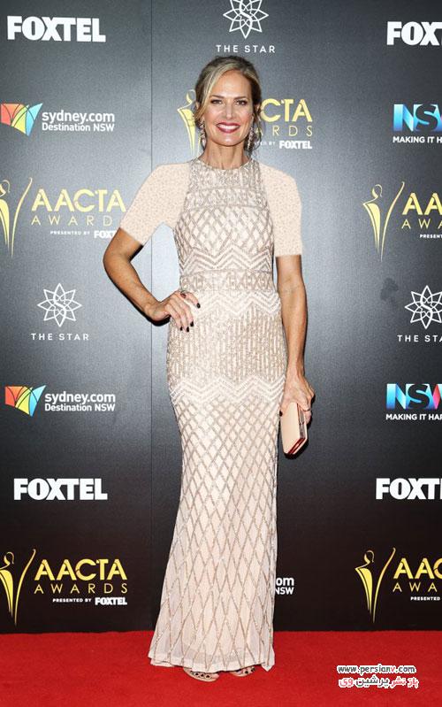 پوشش بازیگران هالیوودی در مراسم AACTA استرالیا +عکس
