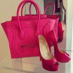 زیباترین ست های کیف و کفش