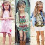 نکات مهم و اصول خوشتیپ کردن کودک +تصاویر