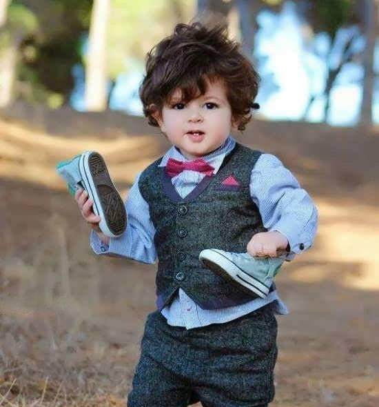 اصول خوشتیپ کردن کودک