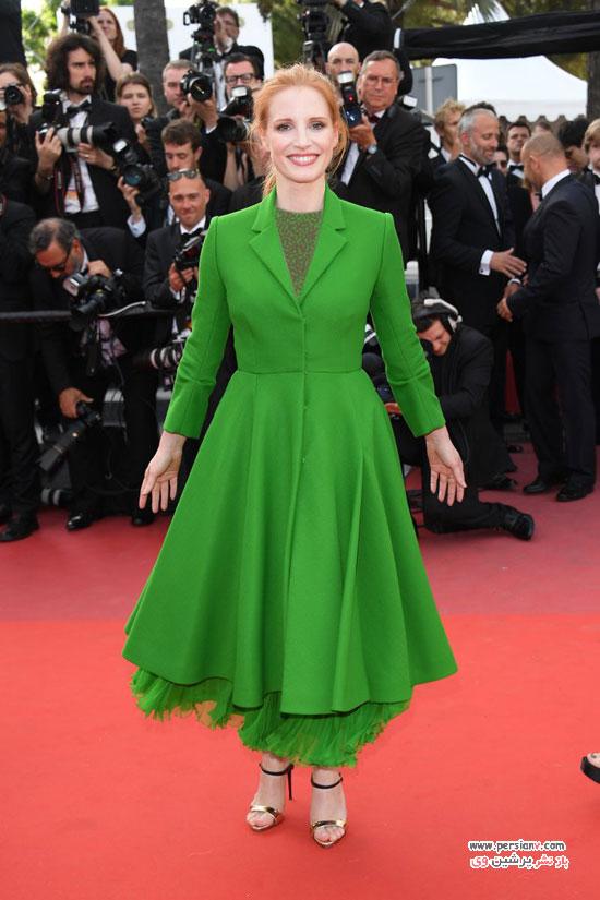 مدل لباس های جشنواره کن 2