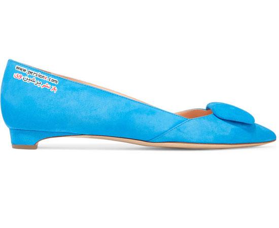 کفش های تابستانی جلو بسته