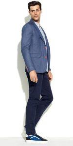 مدل های جدید کت تک مردانه اسپرت 2017 برند گوچی