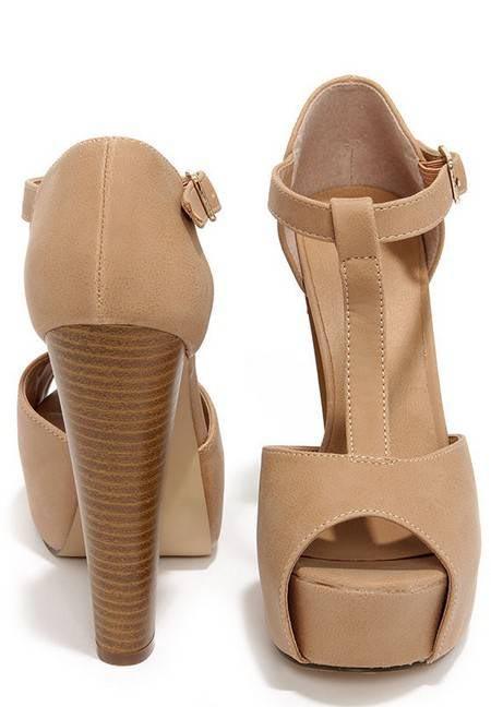 کفش های مجلسی قهوه ای
