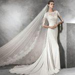 جدیدترین مدل های لباس عروس 2017  اروپایی