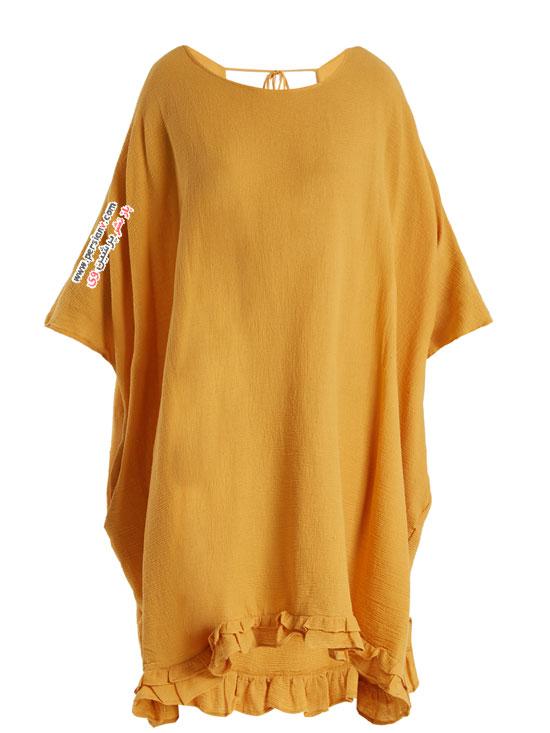 پیراهن و تونیک های تابستانی