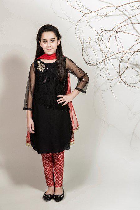 لباس تابستانه دخترانه